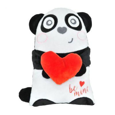 Подушка панда be mine