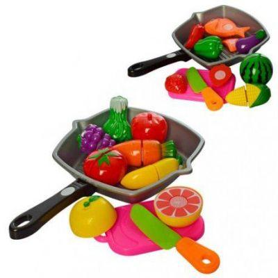 Резка овощей и фруктов
