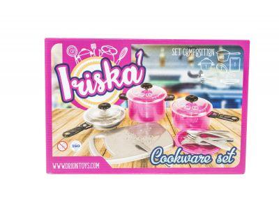Набор посуды Iriska Орион