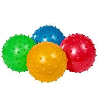 Мяч ежик