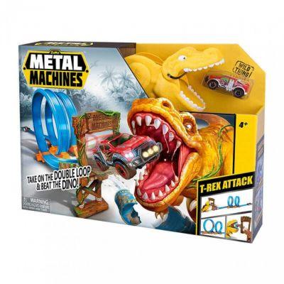 Ігровий набір METAL MACHINES TRex