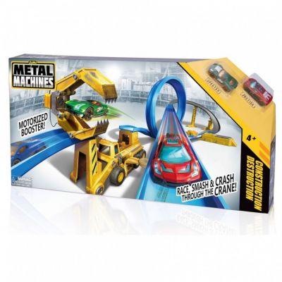 Ігровий набір METAL MACHINES Police