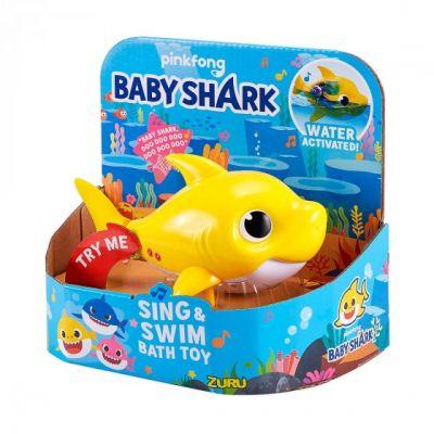 Інтерактивна іграшка для ванни ROBO ALIVE BABY SHARK