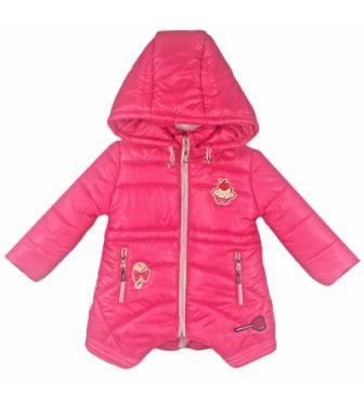 Куртка Конфетка малиновая Малиновый