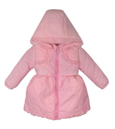 Куртка Кружево Розовый