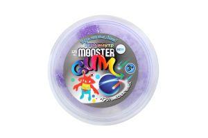 Шариковая масса MonsterGum, перламутр, 125 мл