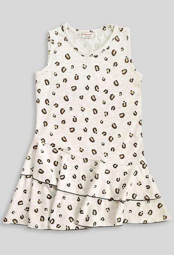 Платье Лео Бежевый