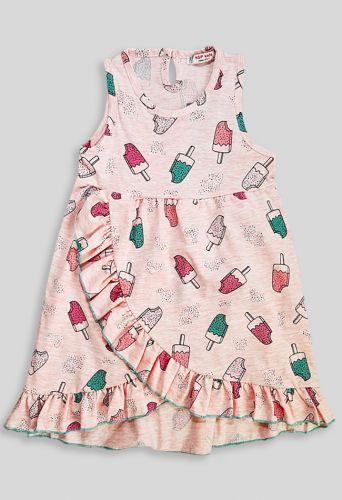Платье Мороженое Розовый