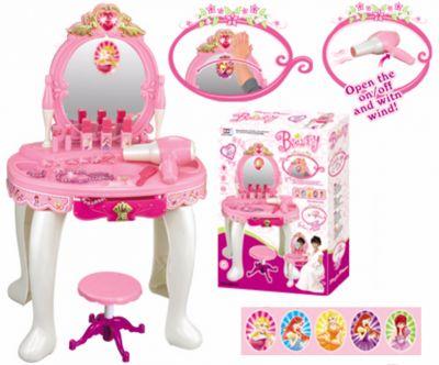 Игрушечное трюмо для маленьких принцесс
