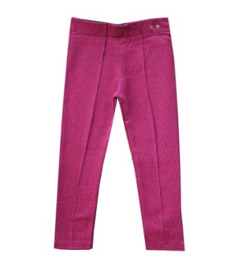 Лосины брюки SWT, 2 кнопки Бордовый