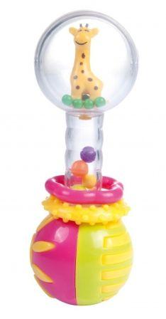 Погремушка Прозрачный шар