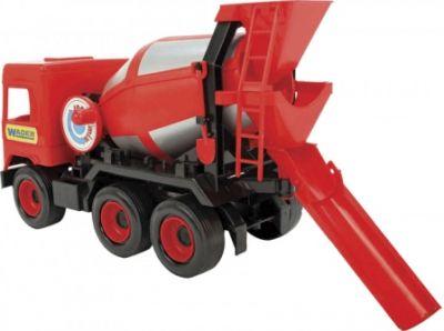 Бетоносмеситель Middle truck