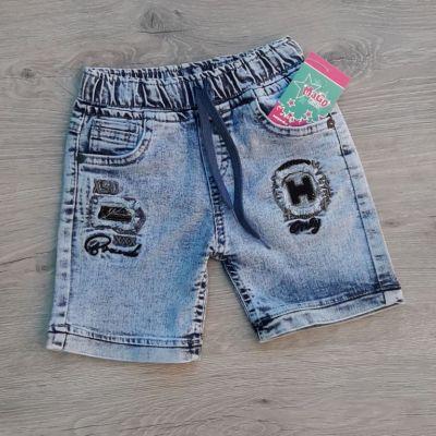 Шорты джинсовые Деним светлый