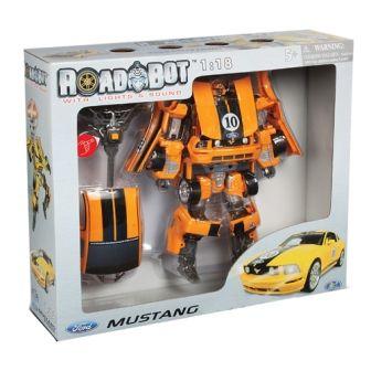 Робот-трансформер MUSTANG FR500C