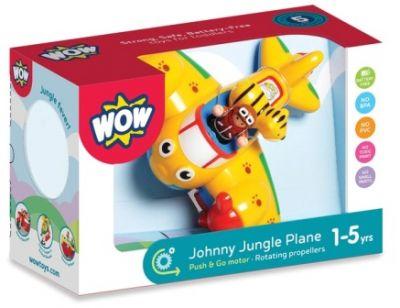 Джунгли самолет Джонни
