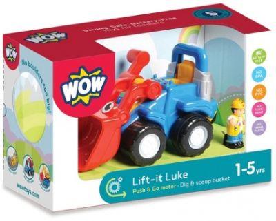 Люк Toys WOW