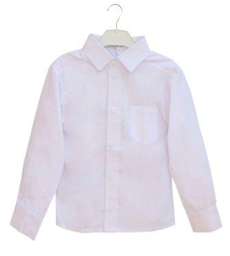 """Рубашка """"Классическая"""" белый Белый"""