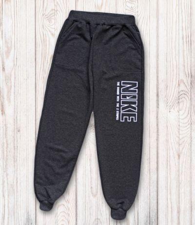 Спортивные брюки манжет Серый