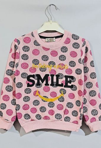 Джемпер Smile Лиловый
