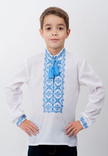 Сорочка - вышиванка Белый