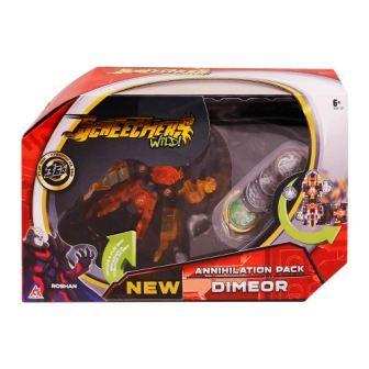 Машинка трансформер SCREECHERS WILD S2 L3 Диме