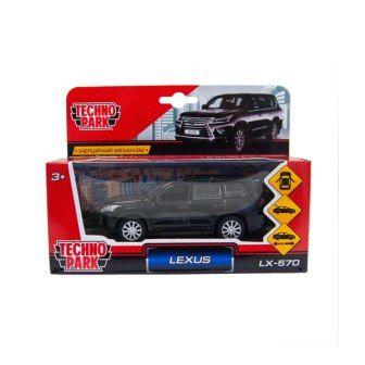 Автомодель LEXUS LX 570