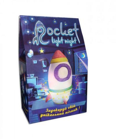 Набор для творчества Rocket light night