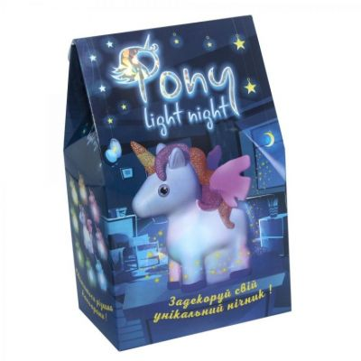 Набор для творчества Pony light night