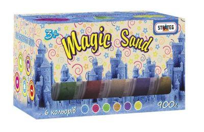 Magic sand 6 цветов