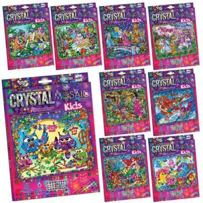 Мозаика Crystal Mosaic Kids