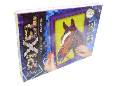 Мягкая тетрис мозаика Pixel