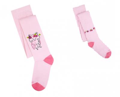 Колготы Веночек р134 Светло-розовый