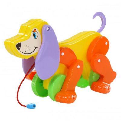 Собака каталка Боби