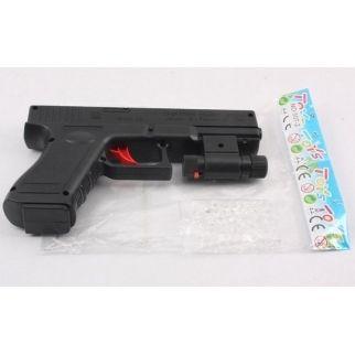 Пистолет лазер гелевые пульки