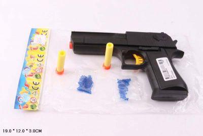 Пистолет с паралоновыми пулями