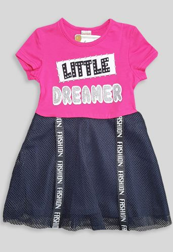 Платье Little dreamer Малиновый