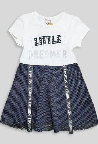 Платье Little dreamer Молочный