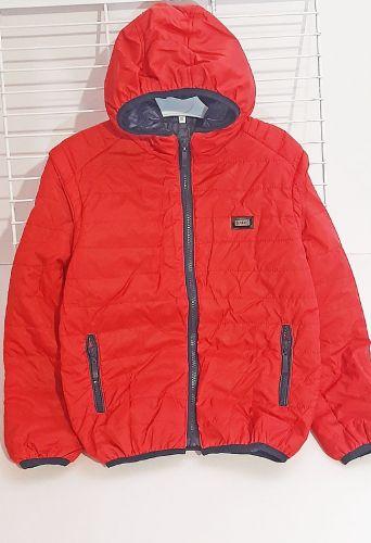 Куртка демисезонная для мальчика Красный