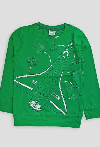Джемпер Air force Зеленый