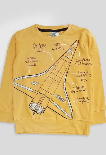 Джемпер Air force Желтый