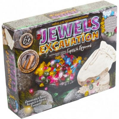 Набор для проведения раскопок JEWELS EXCAVATION