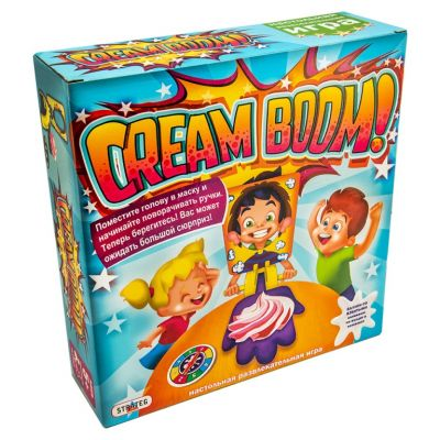 Настольная игра Cream Boom