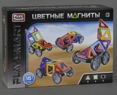 Конструктор магнитный арт 2426