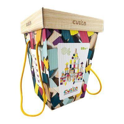 Детский конструктор Cubika