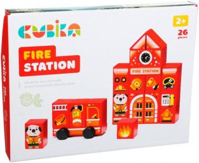 Конструктор Fire station