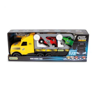 Трек Magic Truck с авто купе