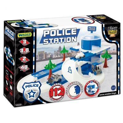 Паркинг набор полиция