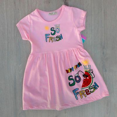 Платье Арбузик Розовый