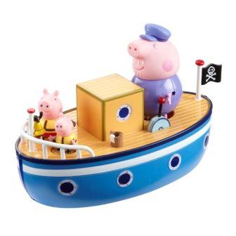 Набор Peppa  Морское приключение