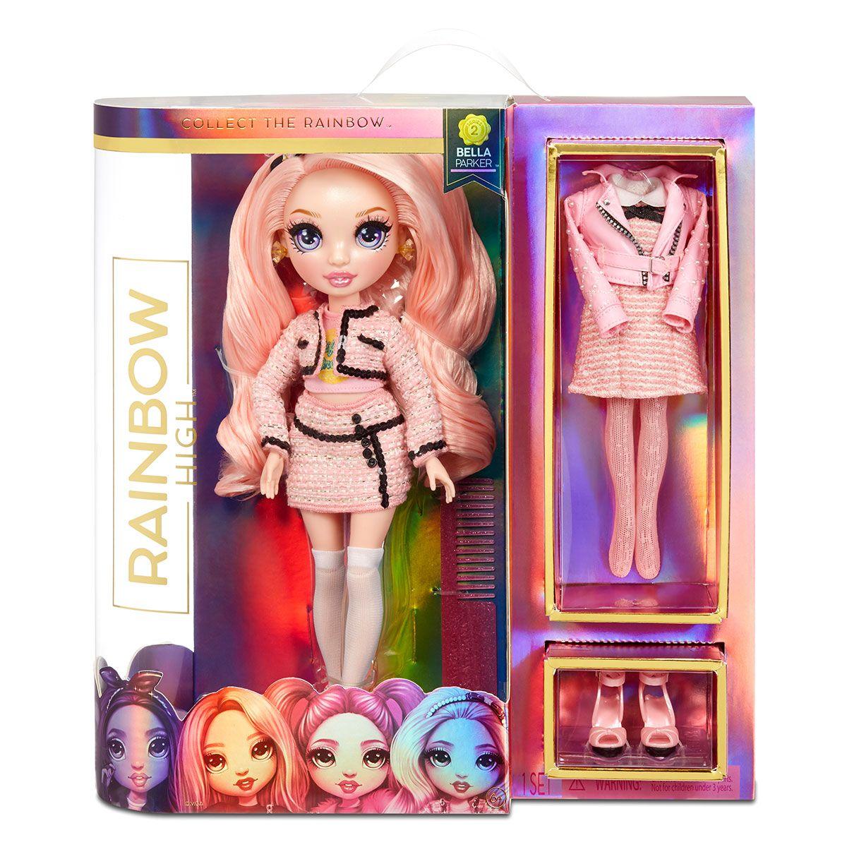 Кукла RAINBOW HIGH S2 Белла ПАРКУР
